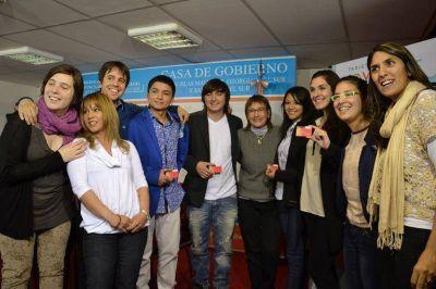 Ríos planteó la autonomía de los jóvenes como una vital política a profundizar