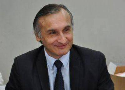 Soto detalló aspectos del acuerdo que se busca cerrar con Federación Sitech