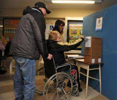 PASO: habilitarán en Chaco cuartos oscuros accesibles para personas con discapacidad
