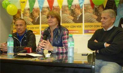 """""""Ya estamos en condiciones de gobernar si fuera necesario, en todo el país"""", dijo Castrilli"""