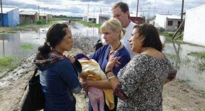 Completa asistencia sanitaria a las familias afectadas por el temporal