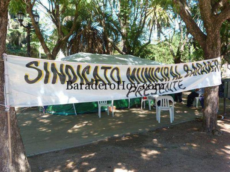 El Secretario general del SOEM Baradero se refiere al conflicto de los municipales…