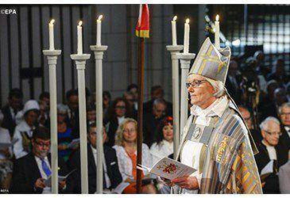 Los católicos y los luteranos no son adversarios sino hermanos en la fe