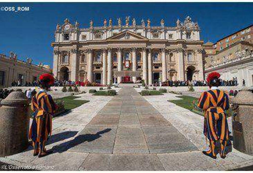 Santa Sede: Agenda informativa del 5 al 11 de mayo
