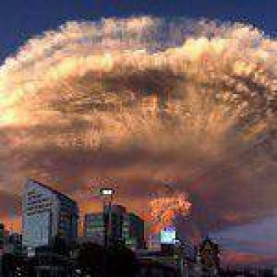 Volcán Calbuco: no se descarta una cuarta erupción.