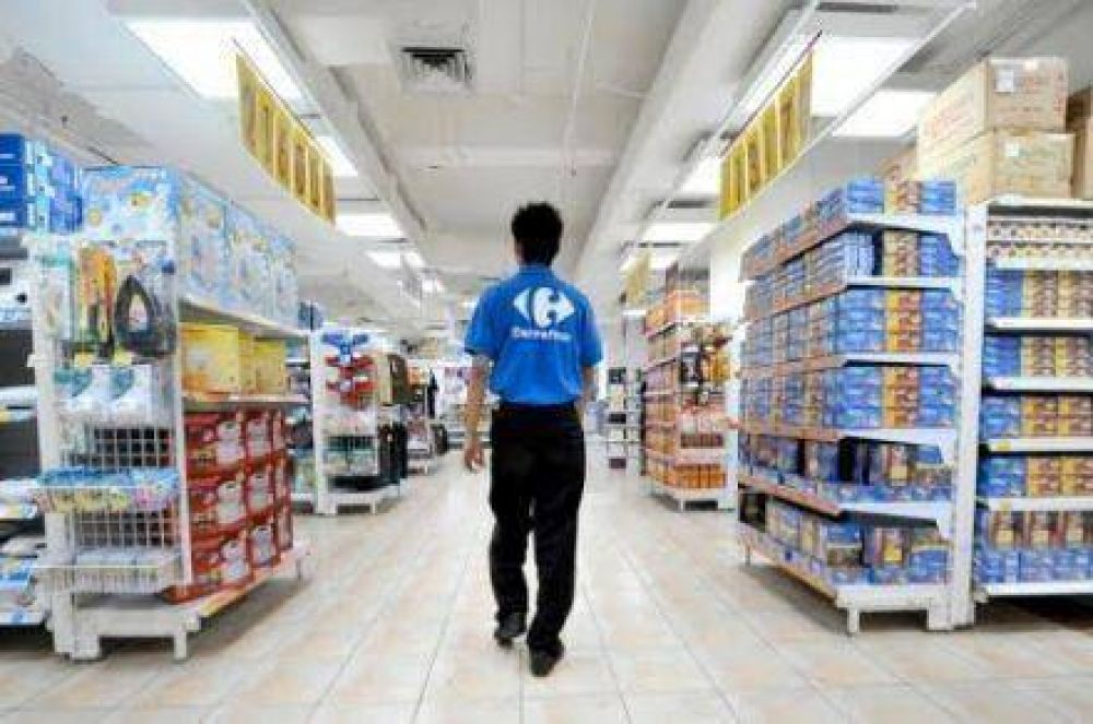 Pasó a un cuarto intermedio por un mes la negociación entre el Sindicato de Empleados de Comercio de Paraná y Carrefour
