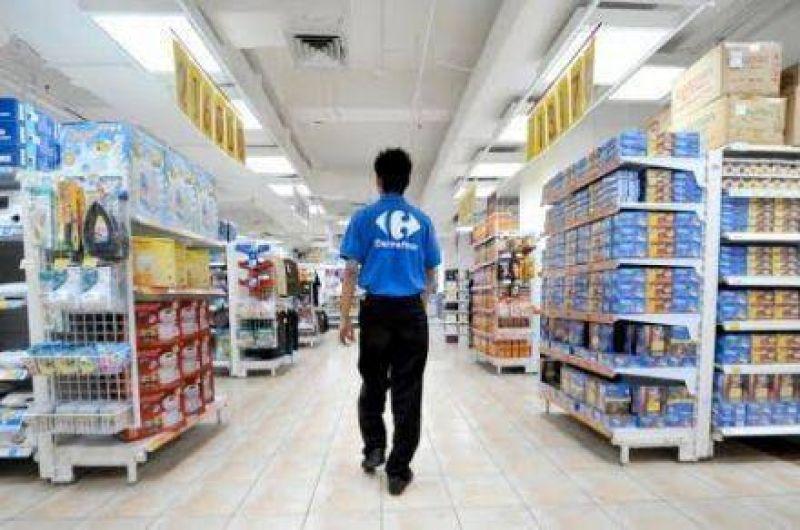 Pas� a un cuarto intermedio por un mes la negociaci�n entre el Sindicato de Empleados de Comercio de Paran� y Carrefour