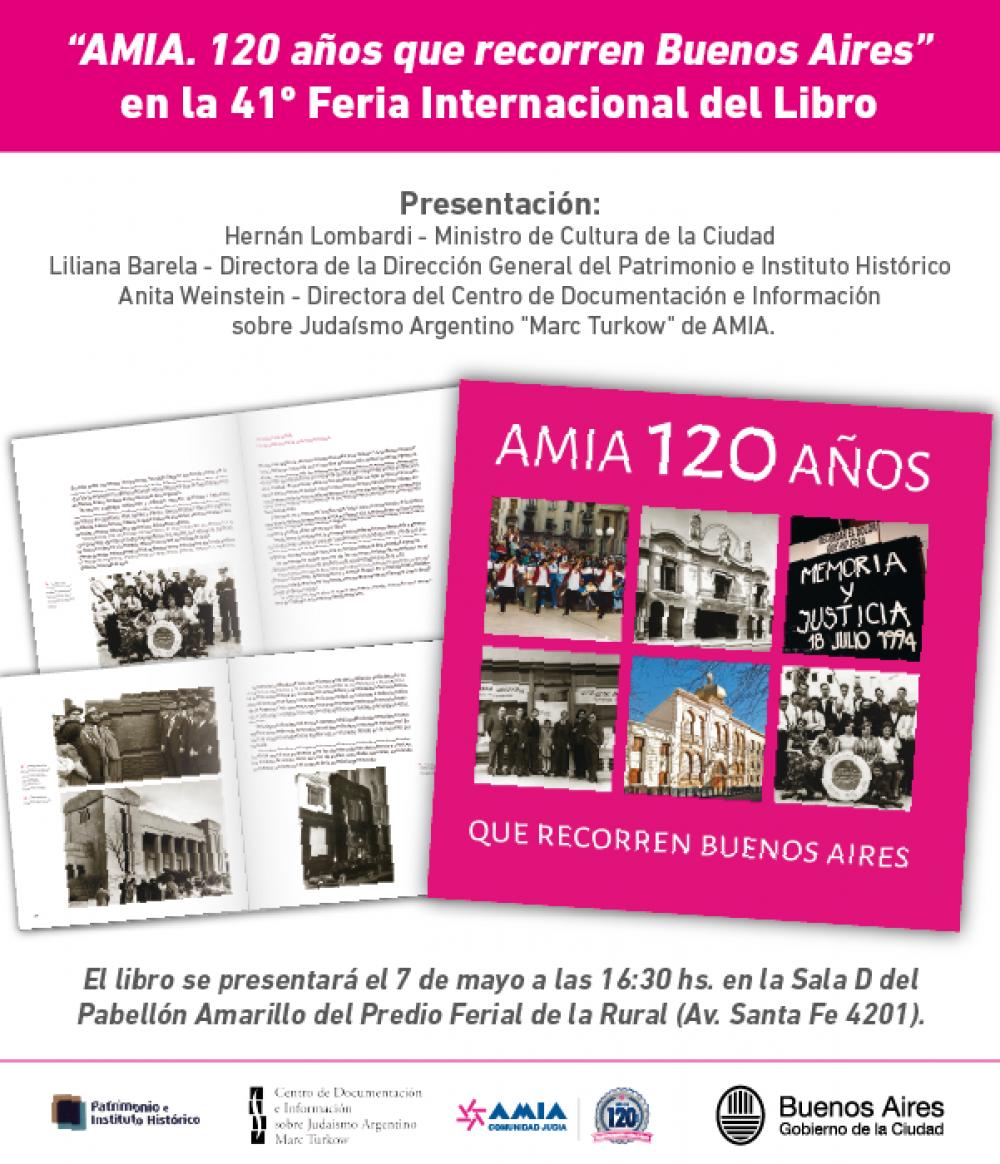 Feria del Libro: Presentarán el libro