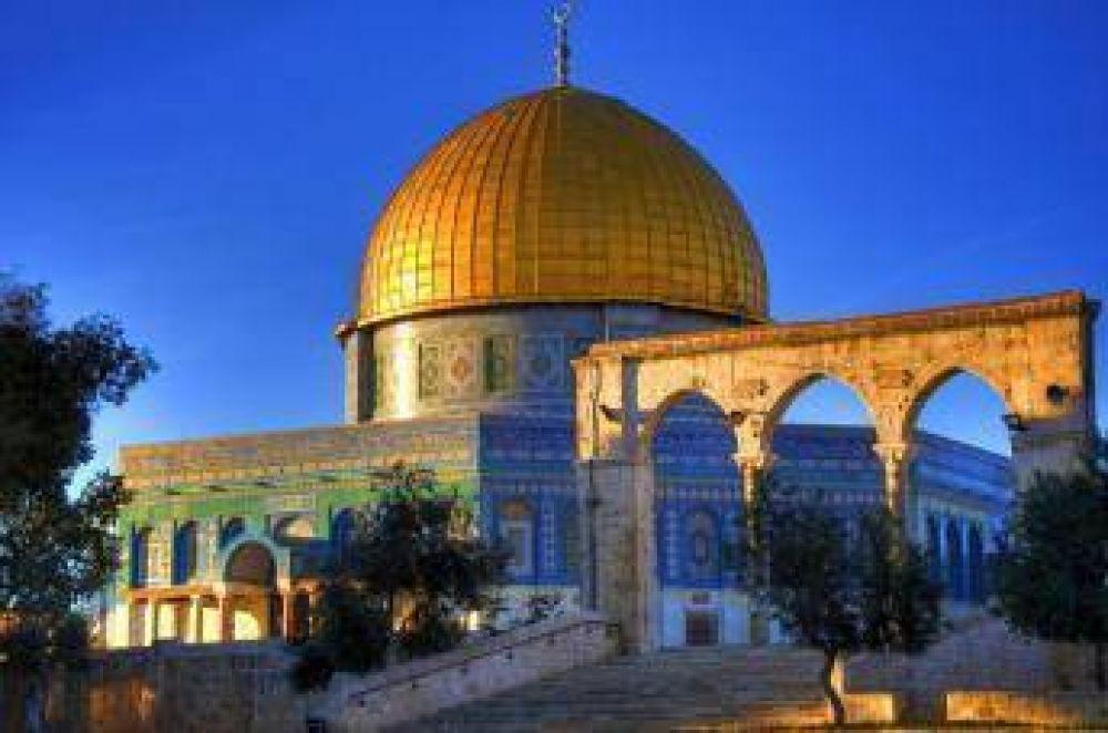 """Jóvenes crean archivo electrónico sobre la mezquita « Al Aqsa"""""""