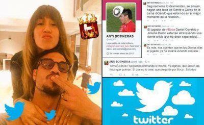 Jimena Barón y Daniel Osvaldo desmienten rumores de crisis: la chicanera reacción con foto de la pareja