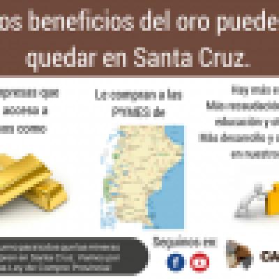 Cámara de Proveedores Mineros realizó asamblea en Puerto San Julian