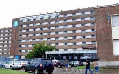 Nuevo paro de médicos del Hospital Posadas