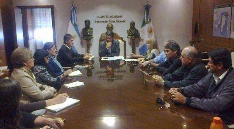 Atech pidió a Capitanich avanzar con decisiones sobre la cuestión salarial