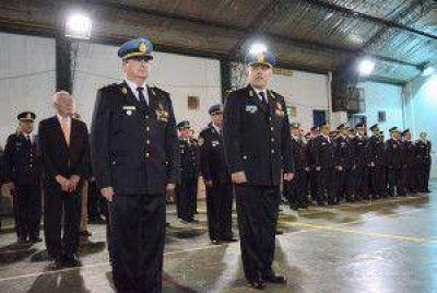 Alberto Manetti asumió como Subjefe de la Policía Provincial
