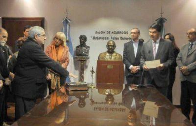 Juan Carlos Goya es el nuevo secretario de Derechos Humanos de la provincia