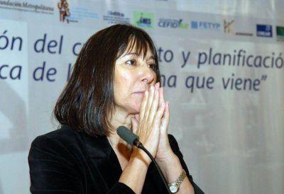 Quedó firme la pena contra Felisa Miceli, aunque no irá a la cárcel