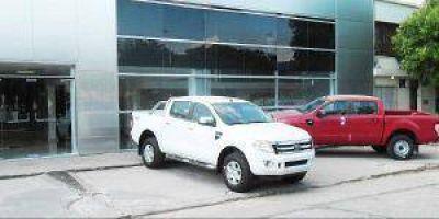 Formosa patentó un 10,2% menos de vehículos livianos