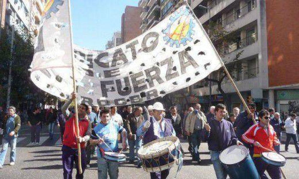 Luz y Fuerza para el próximo miércoles y se moviliza en Córdoba