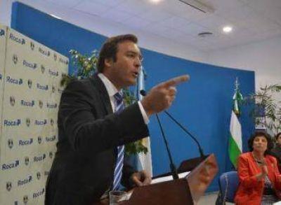 """Martín Soria: """"Pichetto tiene una capacidad de trabajo abrumadora y enfrente hay pillos con cero gestión"""""""