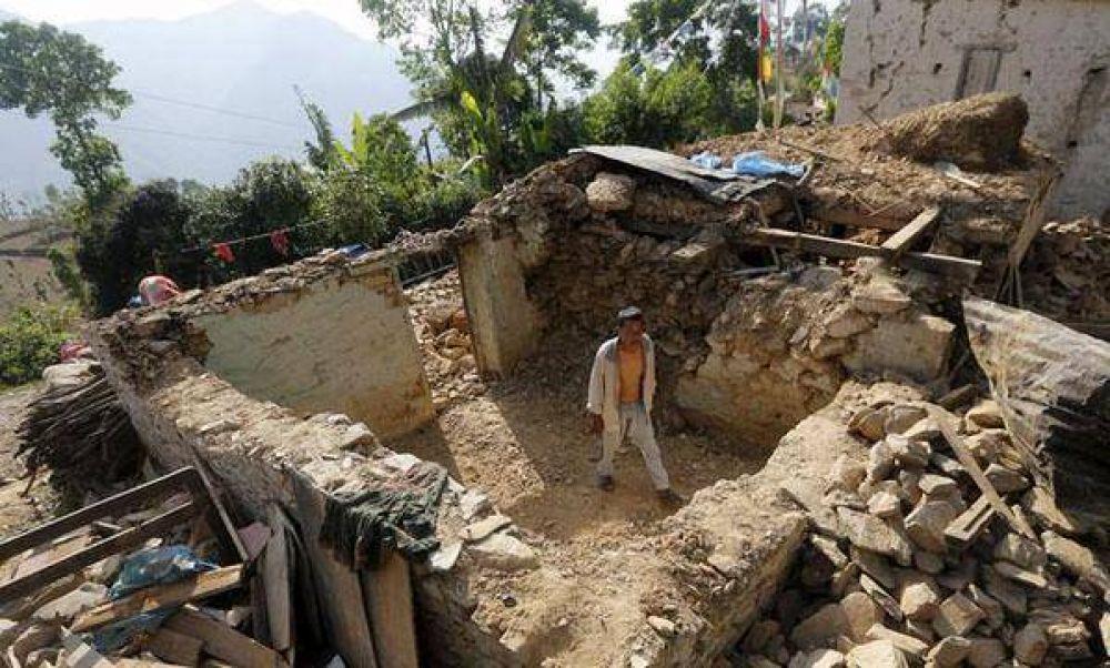 Terremoto en Nepal: Cáritas Castrense de España impulsa colecta