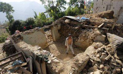 Terremoto en Nepal: C�ritas Castrense de Espa�a impulsa colecta