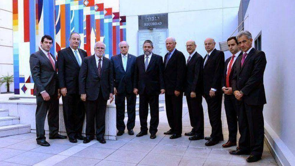 Conferencia de presidentes de las Organizaciones Judías de los Estados Unidos en la DAIA