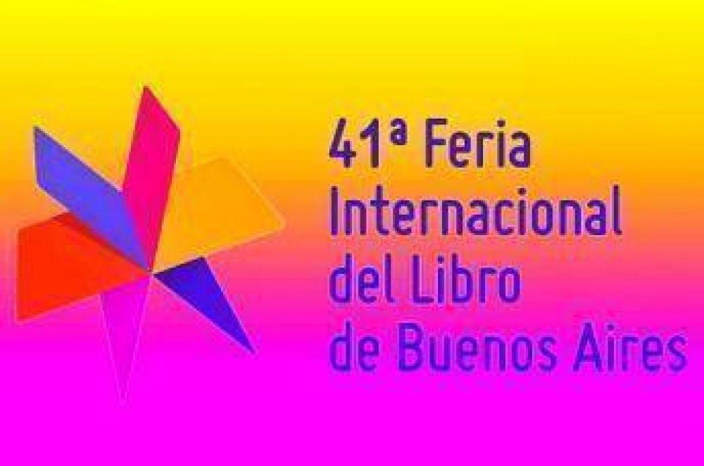 Acto interreligioso en la feria internacional del libro de Buenos Aires