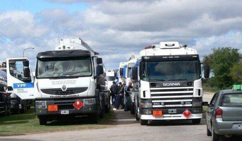 Conflicto camionero: Mendoza pide no bloquear el resto del transporte