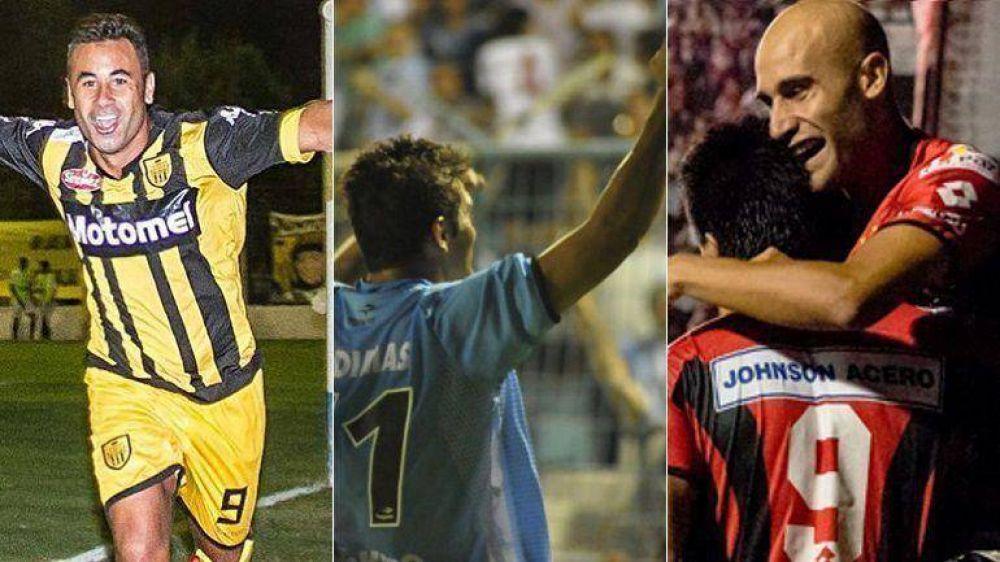 Todos quieren alcanzar la punta: Santamarina, Atlético Tucumán y Patronato saldrán a la cancha