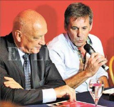 En La Capital, Jatón logró más votos que Bonfatti y que Perotti