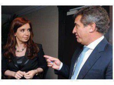 Elecciones 2015: Urribarri y otros gobernadores se reunieron con Cristina