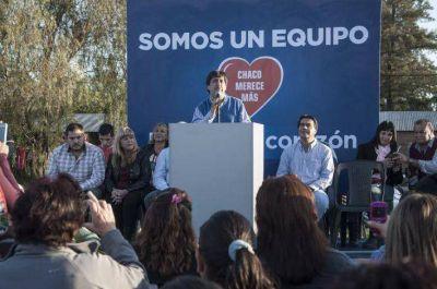 Capitanich y Martínez propusieron la creación del Instituto del Hábitat, Tierra y Vivienda en futura gestión municipal