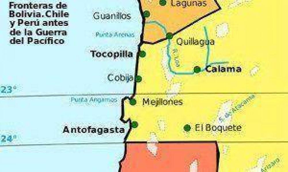 La UCA, sede de una nueva propuesta académica para una salida al mar de Bolivia