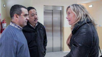Chapperón destacó la trascendencia de la refuncionalización de los Centros de Atención Primaria