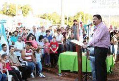Closs resaltó la fortaleza de la sinergia entre la Nación, la Provincia y los municipios
