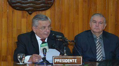 """Intendente Infante: """"Nuestro desafío es convertir a Santiago en la ciudad que merecen los vecinos"""""""