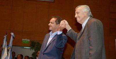 Según un medio nacional, el vice de Scioli será Gioja o Kicillof