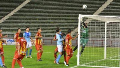 Unión perdió 2 a 0 frente a Boca Unidos: mirá los goles