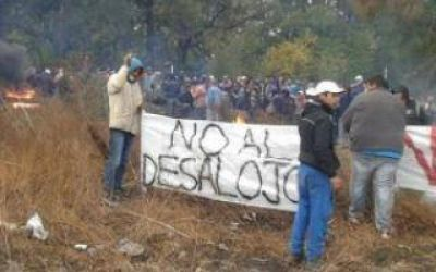 La Plata: Mariotto respaldó suspensión de desalojo en Abasto