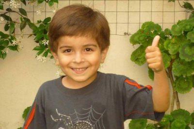 Manu encontró un donante compatible pero sigue la campaña para otros casos