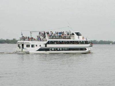 El Barco Ciudad de Rosario podría dejar de navegar por el Paraná