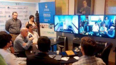 Salta lanza el Plan Nacional de Cibersalud en el Materno Infantil