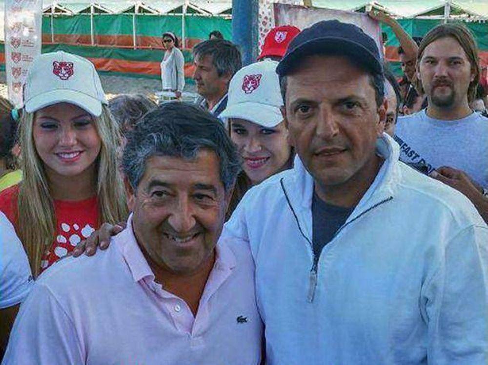 """Atilio Roncoroni: """"quiero ser candidato a intendente y elegir el primer concejal"""""""