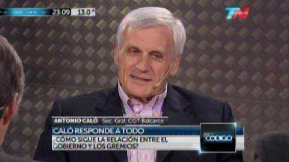 Antonio Caló: