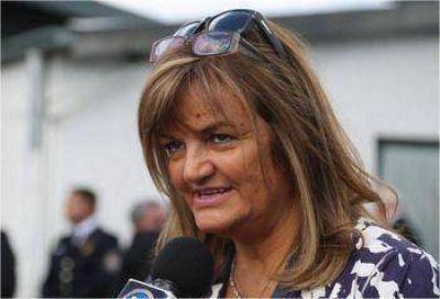 Montero desmintió que el Gobierno haya instado al desalojo