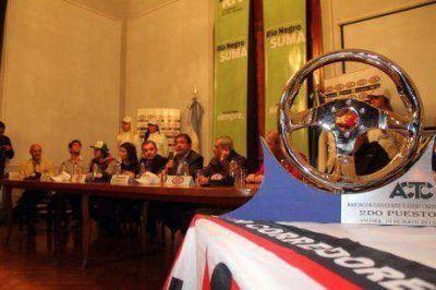 """Weretilneck: """"La vuelta del TC es un logro como Gobierno también como rionegrinos"""""""