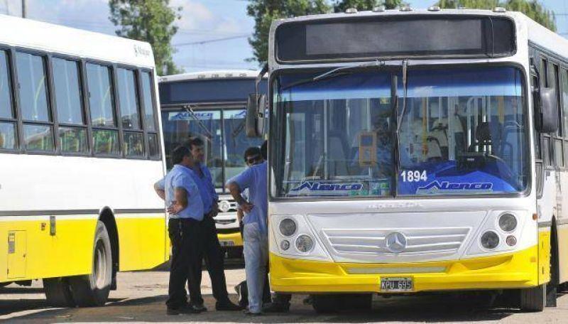 Autobuses Santa Fe decide si para mañana
