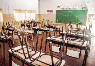 Mil alumnos sin clases por falta de calefacción