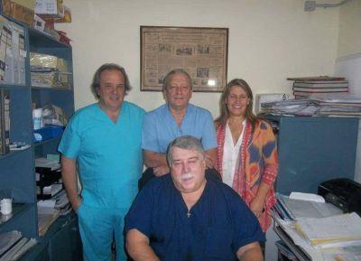 Especialistas en medicina reproductiva trabajaron con pacientes del centro local