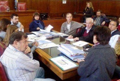 Concejales analizaron la Iniciativa Privada para la unidad turística Torreón del Monje